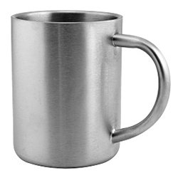 Stainless Steel 300ml Mug