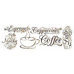 Your Coffee Styles,Cappuccino Premium Design,