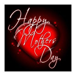Mothers Day Heart,