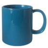 Light Blue 11oz Mug,