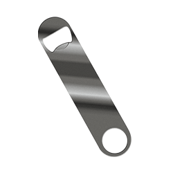 Stainless Steel Bottle Opener,