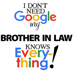 brother in law google design,