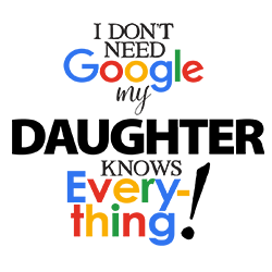 daughter google design,