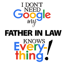 father in law google design,